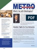 METRO Business Journal - August 2011