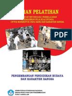 Kurikulum Baru Pendidikan Budaya Dan Karakter Bangsa
