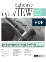 3rd Party Contract Law