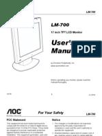 LM700