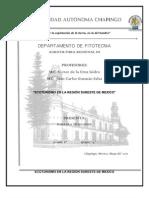 ECOTURISMO EN LA REGIÓN SURESTE DE MEXICO