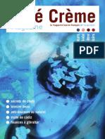 Cafe Creme Magazine #14 - Été 2011