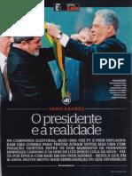 Indicadores PSDB x PT