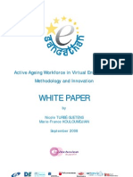 Active Ageing Workforce in Virtual Environment - Methodology and Innovation - eSangathan White Paper