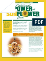 Power of SunflowerSeeds