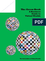 The Green Book on Virtual Worlds August 2008 Edition