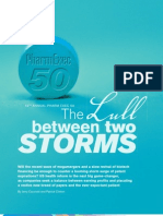 Pharmaceutical Executive Top 50 Pharma Companies Report