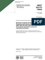 OK - IsO TS 16949 - 2004 - Portugues