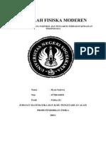 MAKALAH FISISKA MODEREN