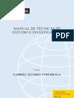 Manual de Técnicas de Estudio e Investigación