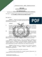 Ley 141 Declaratoria de Prioridad Nacional la Produccion, Industralizacion y Comercializacion del Aji y el Mani