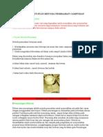 Pengertian Dan Tujuan Metoda Pemisahan Campuran
