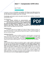 Reglamento Futbol7 2011