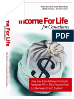 Income for Life for Canadians eBook
