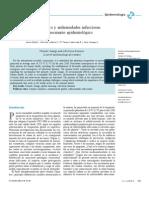 Cambio Climatico y Epidemiologia