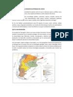 Especie Endemica en La Region Ecuatoriana Del Choco