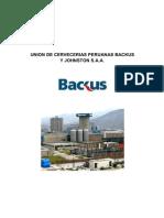 Union de Cervecerias Peruanas Backus y Johnston s Fff