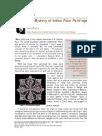 03 Indian Floor Paintings