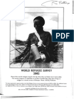 Bill Frelick - Rethinking US Refugee Admissions