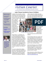 First Christian Courier- July 30, 2011