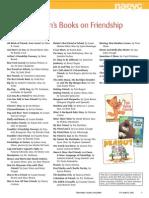 Children's Books on Friendship