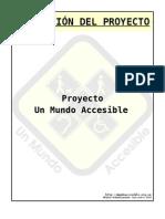 Definicion Proyecto MAccesible 31Ago09