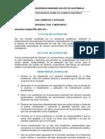 Programa Procesal Civil y Mercantil