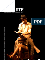Agenda cultural de Conarte | agosto 2011