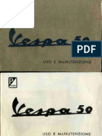Piaggio Vespa 50