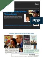 Fuelling Timor-leste (Gamckee)