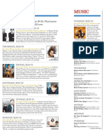 Brand X Music Listings