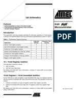 AVR16BitAritmetic