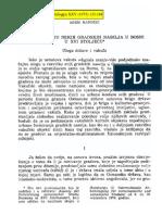 Adem Handzic - O Formiranju Nekih Gradskih Naselja u Bosni