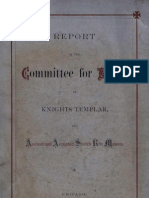 Committee for Relief of Knights Templar and Ancient and Accepted... (1872) (128pgs)