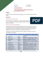 Informe y Comentario Sobre El Uso y Aplicaciones de Rocas y Minerales