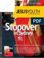 Jesus Youth International News letter August 2008