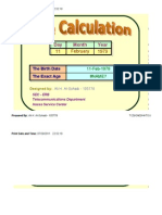 Calculate Age