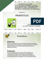pronosticos 2