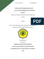 Skripsi Lilis Nurlailah 061628