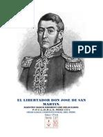 Herbert Ore - El Liber Tad Or Don Jose de San Martin