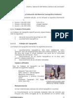 Capitulo II (Topografía Lev. Hidrología, Geolog. Geotec.)