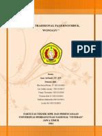 RUMAH TRADISIONAL PAGERNGUMBUK, WONOAYU, JAWA TIMUR