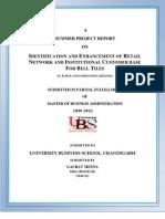 BELL CERAMICS  Summer Project Report(GAURAV  2011)