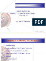 Project Planning & Controls rEV. 2