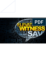 Elevating Your Witness - Web