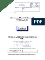 Manual ISO 90012000 Fuselco
