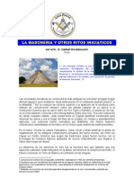 Herbert Ore - Cadena Fraternal 00854 Masoneria y Otros Ritos