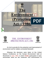 environment protection act-1986