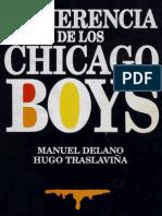 Manuel Delano - La Herencia de Los Chicago Boys.