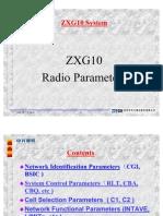 8.Gsm Radio Parameter